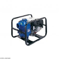 12D1-GX160 - SELF-PRIMING ENGINE DRIVEN TRASH PUMPS