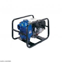 14D1-GX390 - SELF-PRIMING ENGINE DRIVEN TRASH PUMPS