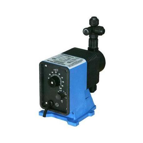 Pulsafeeder Pumps Series E -LE02SA-PTCJ-XXX