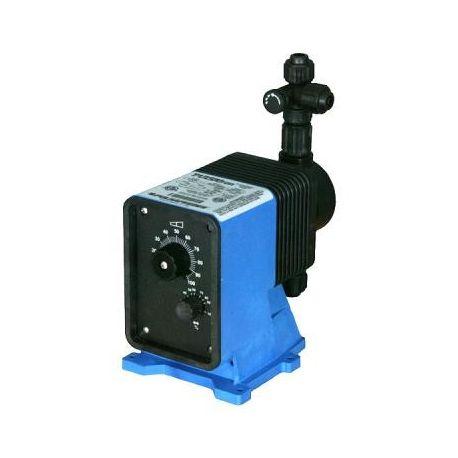 Pulsafeeder Pumps Series E-DC -LS02S4-PTCJ-XXX