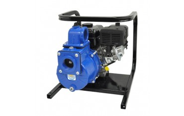 2G4XACR - CAST IRON ENGINE DRIVEN SOLIDS HANDLING PUMPS