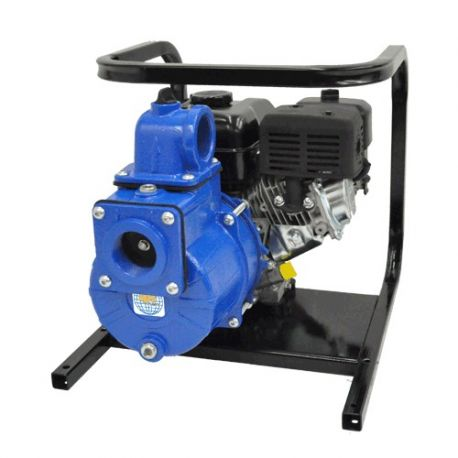 2G5XZCR - CAST IRON ENGINE DRIVEN SOLIDS HANDLING PUMPS
