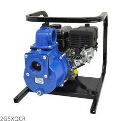 2G5XQCR - CAST IRON ENGINE DRIVEN SOLIDS HANDLING PUMPS
