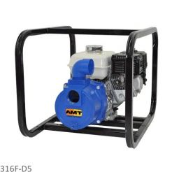 316F-D5 - SELF-PRIMING ENGINE DRIVEN DREDGING PUMPS