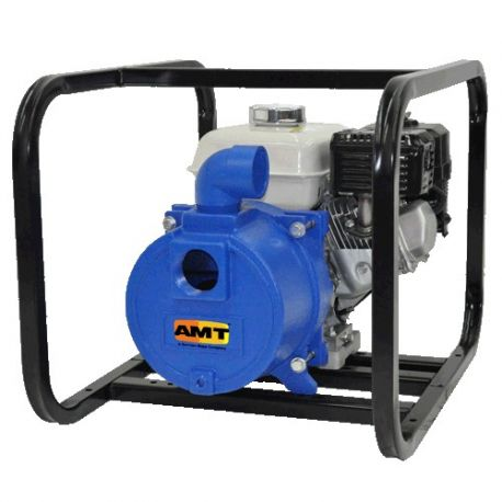 3930-95 - SELF-PRIMING ENGINE DRIVEN TRASH PUMPS