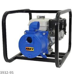 3932-95 - SELF-PRIMING ENGINE DRIVEN TRASH PUMPS