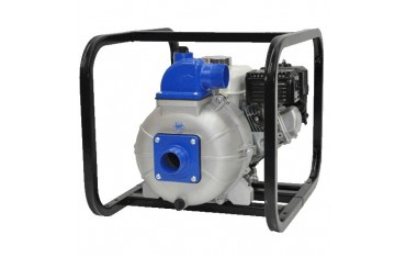 2S5XHR - SELF-PRIMING ENGINE DRIVEN TRASH PUMPS
