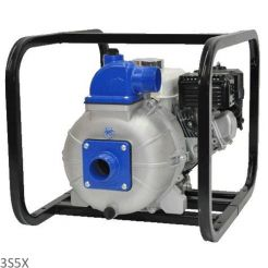 3S5X - SELF-PRIMING ENGINE DRIVEN TRASH PUMPS