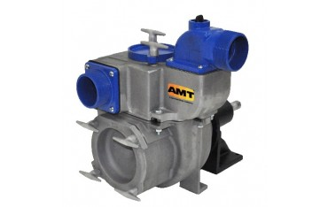 3826-99 - SELF-PRIMING SOLIDS HANDLING PEDESTAL PUMPS