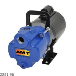 2851-96 - SELF-PRIMING BRONZE MARINE & UTILITY PUMP
