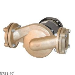 5731-97 - INLINE CENTRIFUGAL CIRCULATOR PUMPS