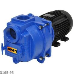 316B-95 - SELF-PRIMING ELECTRIC MOTOR DRIVEN PUMPS SEWAGE/TRASH