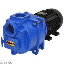 393B-95 - SELF-PRIMING ELECTRIC MOTOR DRIVEN PUMPS SEWAGE/TRASH