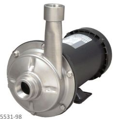 5531-98 - FORMED STAINLESS STEEL STRAIGHT CENTRIFUGAL PUMPS