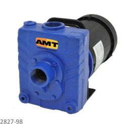 2827-98 - SELF-PRIMING CENTRIFUGAL ELECTRIC DRIVEN PUMPS
