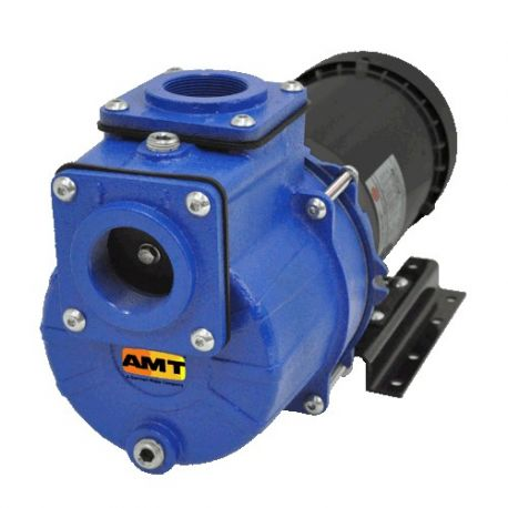 2SP20C-3P - SELF-PRIMING CAST IRON CHEMICAL PROCESSING PUMPS