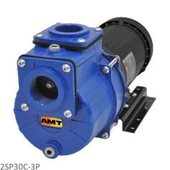 2SP30C-3P - SELF-PRIMING CAST IRON CHEMICAL PROCESSING PUMPS