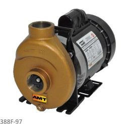 388F-97 - STRAIGHT INLINE CENTRIFUGAL ELECTRIC DRIVEN PUMPS