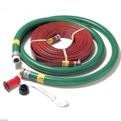 C333-90 - HIGH PRESSURE FIRE HOSE - 50' Length