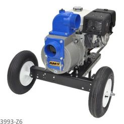 3993-Z6 - SELF-PRIMING ENGINE DRIVEN TRASH PUMPS