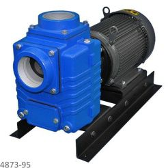 4873-95 - SELF-PRIMING CENTRIFUGAL PUMPS