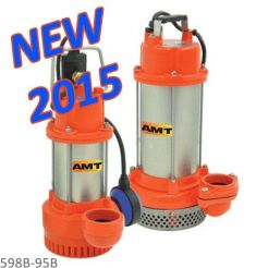 598B-95B - SUBMERSIBLE PUMPS