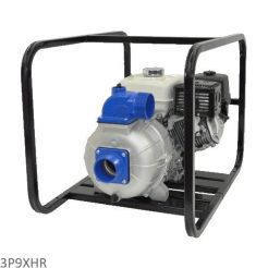 3P9XHR - SELF-PRIMING ENGINE DRIVEN HIGH PRESSURE PUMPS