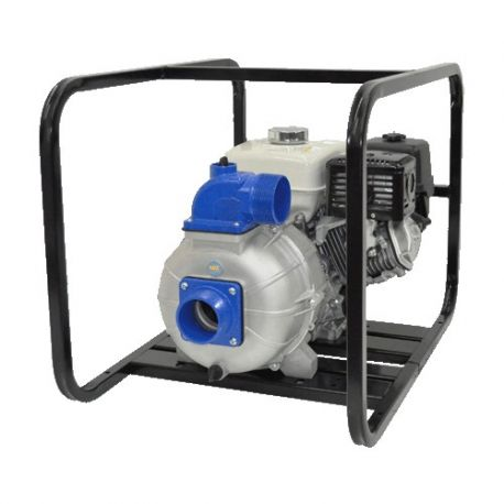 3P9XZR - SELF-PRIMING ENGINE DRIVEN HIGH PRESSURE PUMPS
