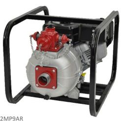 2MP9AR - SELF-PRIMING ENGINE DRIVEN HIGH PRESSURE PUMPS