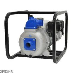 2P5XHR - SELF-PRIMING ENGINE DRIVEN HIGH PRESSURE PUMPS