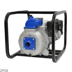 2P5X - SELF-PRIMING ENGINE DRIVEN HIGH PRESSURE PUMPS