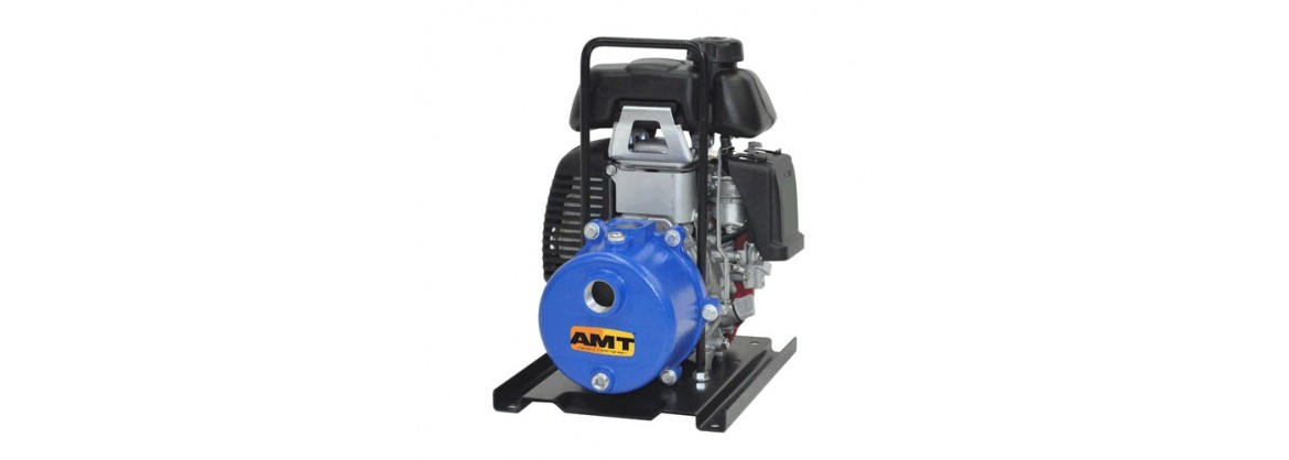 "1"" Engine Driven Utility Pumps"