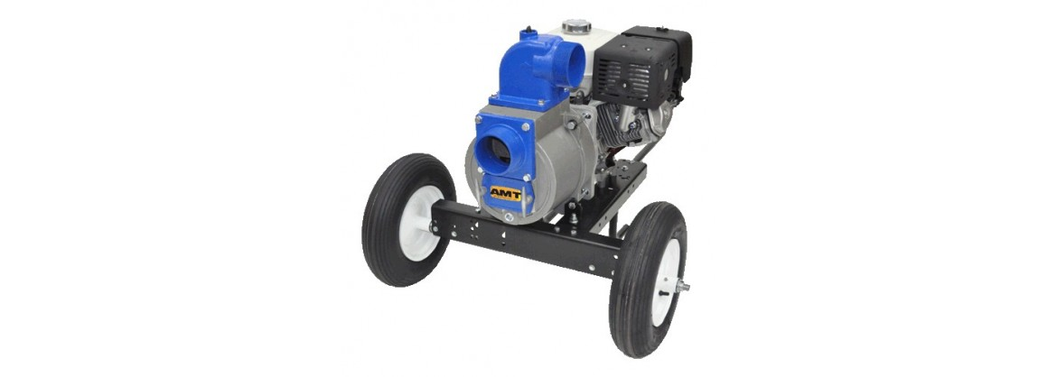"3""-4""AMT Trash Pumps"