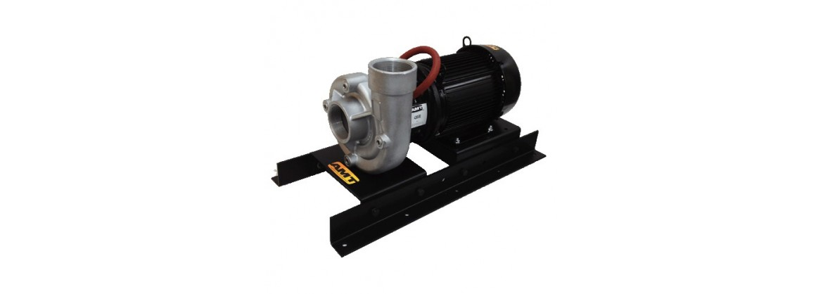 AMT Pumps with Specialty Motors, Custom Options and Features