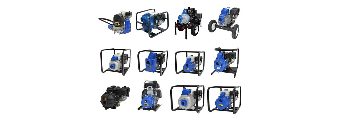 Engine Driven and Diaphragm Pumps