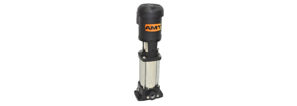 MSV1 Multistage Booster Pumps